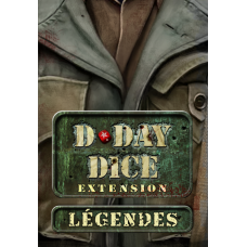D-Day Dice : Legendes